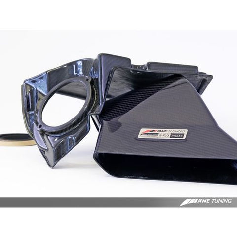 AWE Tuning Audi 3.0T S-FLO Carbon Cover