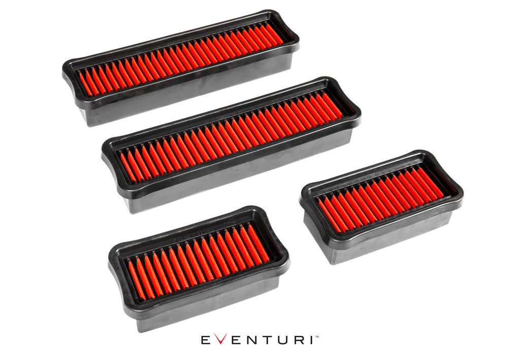 Eventuri BMW X3M (F97) / X4M (F98) Panel Filter Replacement Set