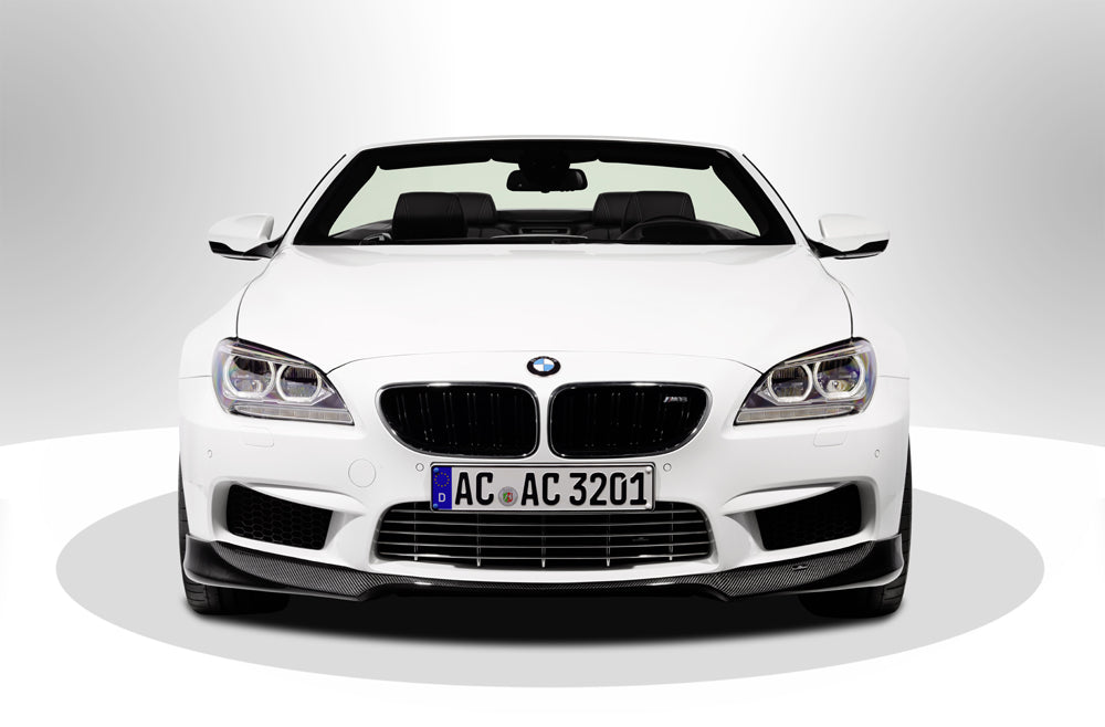 AC Schnitzer Carbon Fiber Front Spoiler for the BMW M6 F06