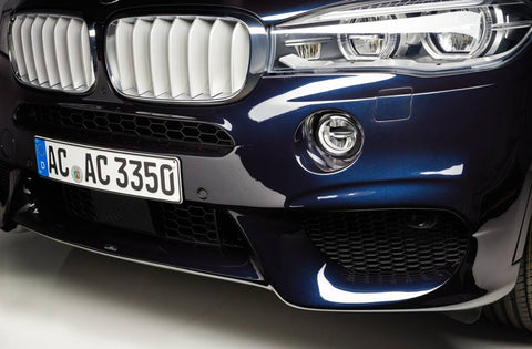 AC Schnitzer front Bumper extension kit BMW X5 F15 (M Package Equipped)