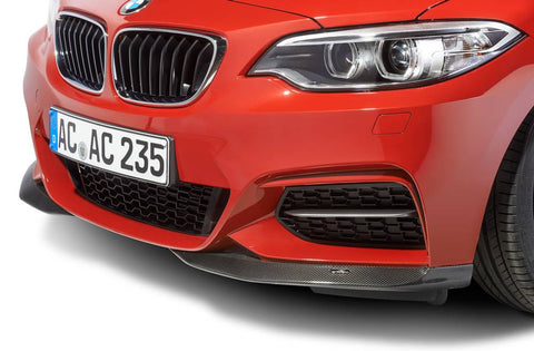 AC Schnitzer Front Spoiler Elements BMW 2 Series F22/F23 (M-Package equipped)