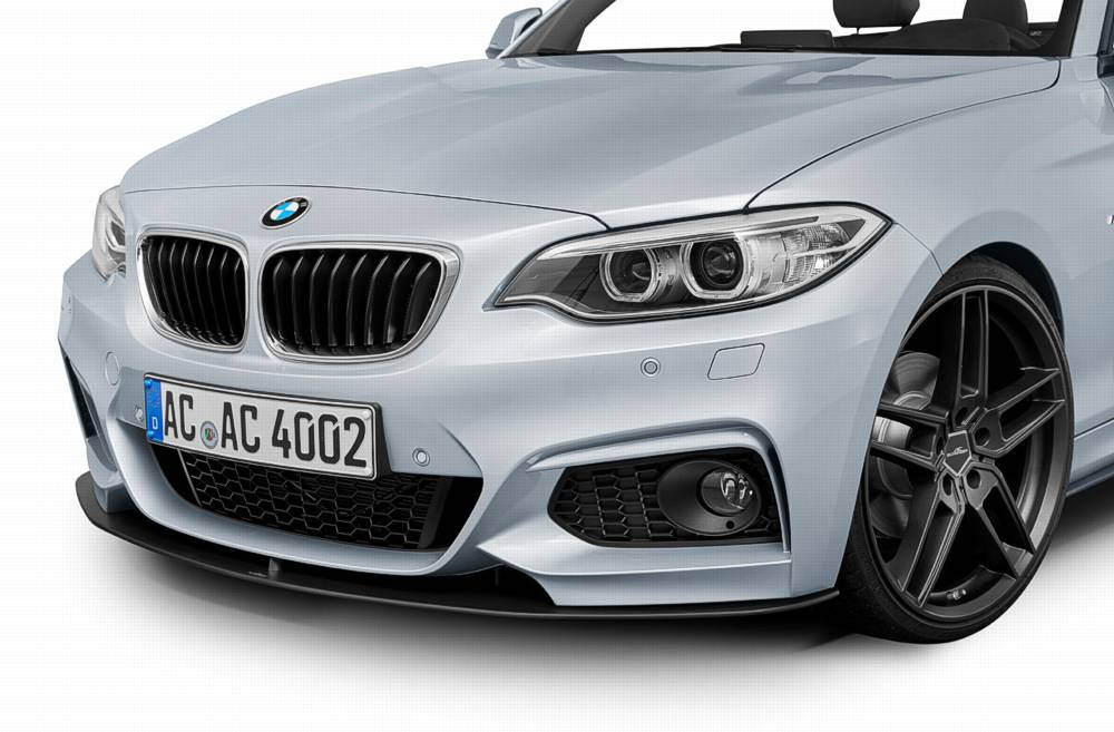 AC Schnitzer Front Splitter for BMW 2 Series F22/F23 (with M-Package)
