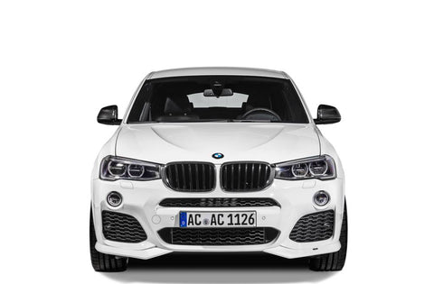 AC Schnitzer Front Spoiler Elements BMW X4 F26 (with M-Package)