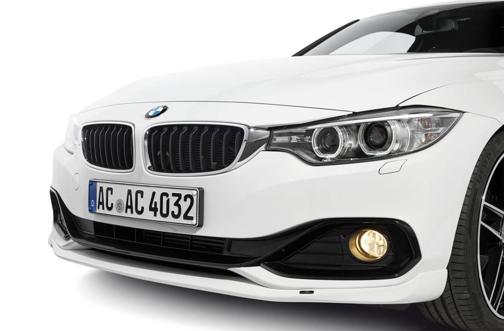 AC Schnitzer Front  Spoiler BMW 4 Series F32/F33 (without M-Package)
