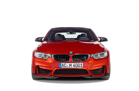 AC Schnitzer Carbon front Spoiler Elements for the BMW M3/M4 F80/F82/F83