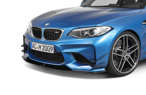 AC Schnitzer Front side Carbon Fiber wings BMW M2 F87