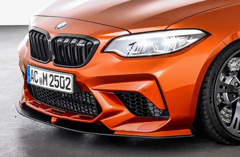 AC Schnitzer Front Splitter Set BMW M2-F82-Competition