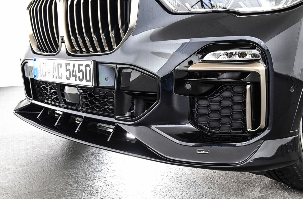 AC Schnitzer Front Spoiler for the BMW X5 G05 for Vehicles with M Sports Package