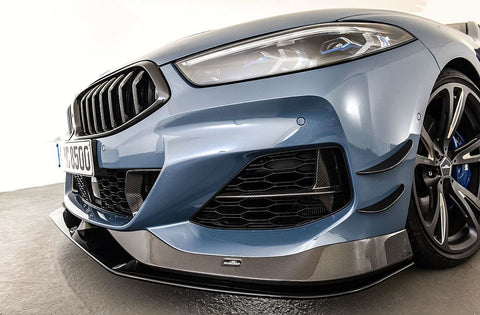 AC Schnitzer Carbon front Spoiler Elements for the BMW 8 Series with M-Aerodynamic Package