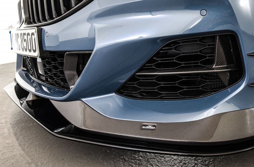 AC Schnitzer Front Splitter for the BMW 8 Series with M-Aerodynamic Package