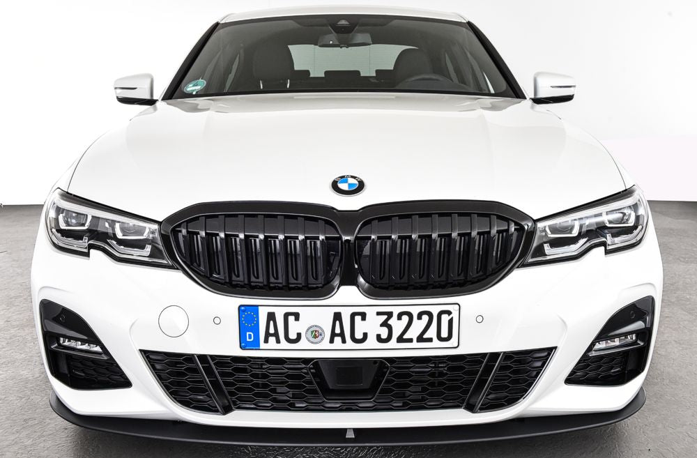 AC Schnitzer Front Splitter for BMW 3 Series G20/G21 (M Package SA 715 equipped)