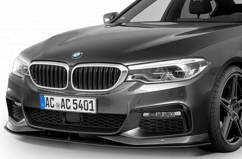 AC Schnizter front Splitter BMW 5 Series G30/G31 (with M-Package)