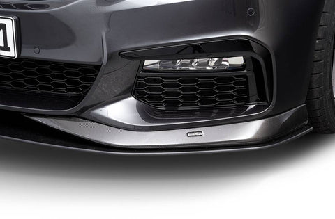 AC Schnitzer Carbon Front Spoiler Elements BMW 5 Series G30/G31 (with M-Package)
