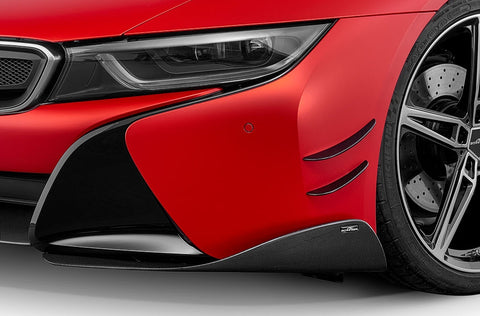 AC Schnitzer Carbon front Spoiler Elements for the i8 - I12 / I15