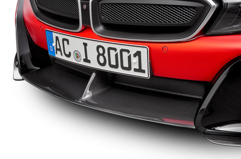 AC Schnitzer Carbon middle front Spoiler for the BMW i8 - I12 / I15