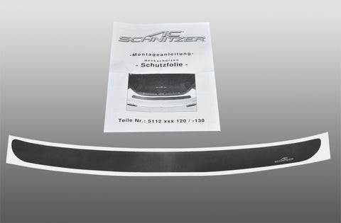 AC Schnitzer rear Bumper protection film for the BMW X1 F48