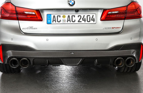 AC Schnitzer Carbon Fiber rear Diffuser for the BMW M5 F90