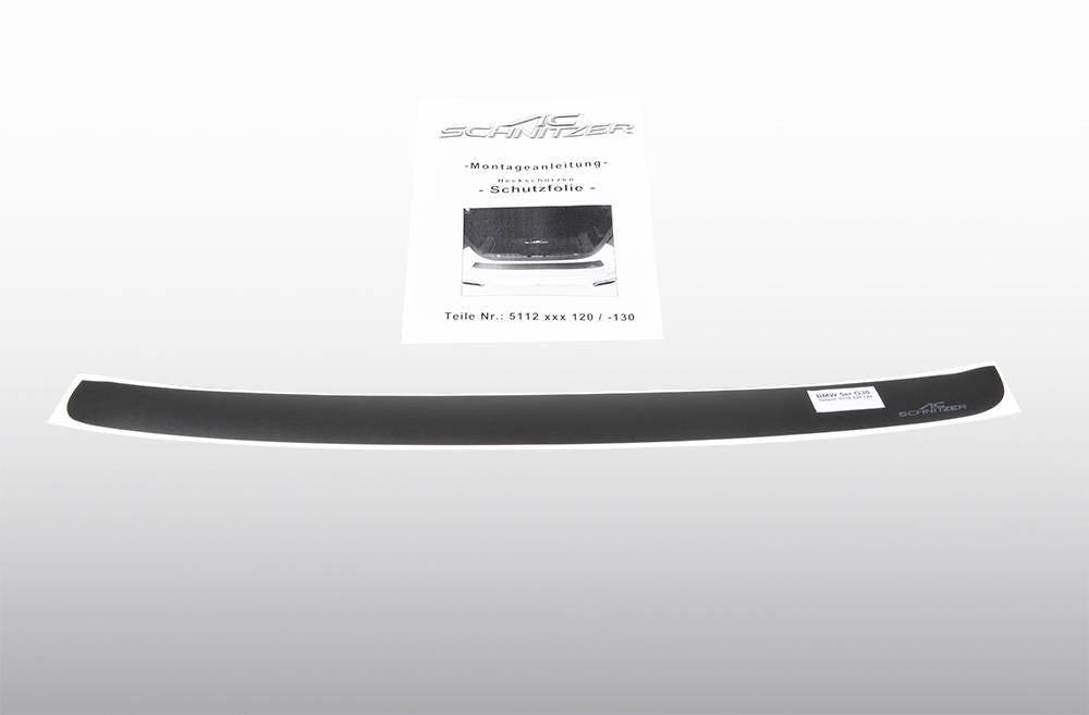 AC Schnitzer rear Bumper protective film BMW 5 Series G30 Sedan