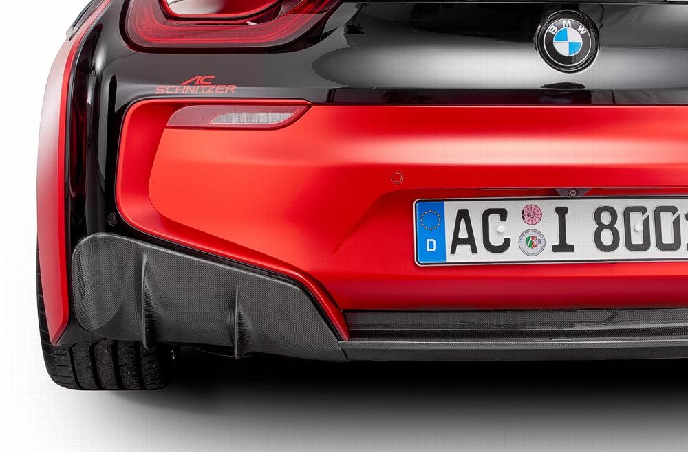 AC Schnitzer Carbon rear Diffuser for the BMW i8 - I12/I15