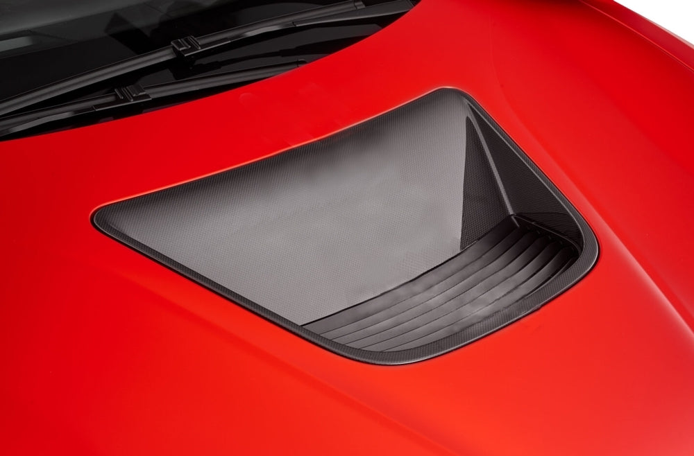 AC Schnitzer Carbon Bonnet Vent for the BMW i8  - I12 Coupe