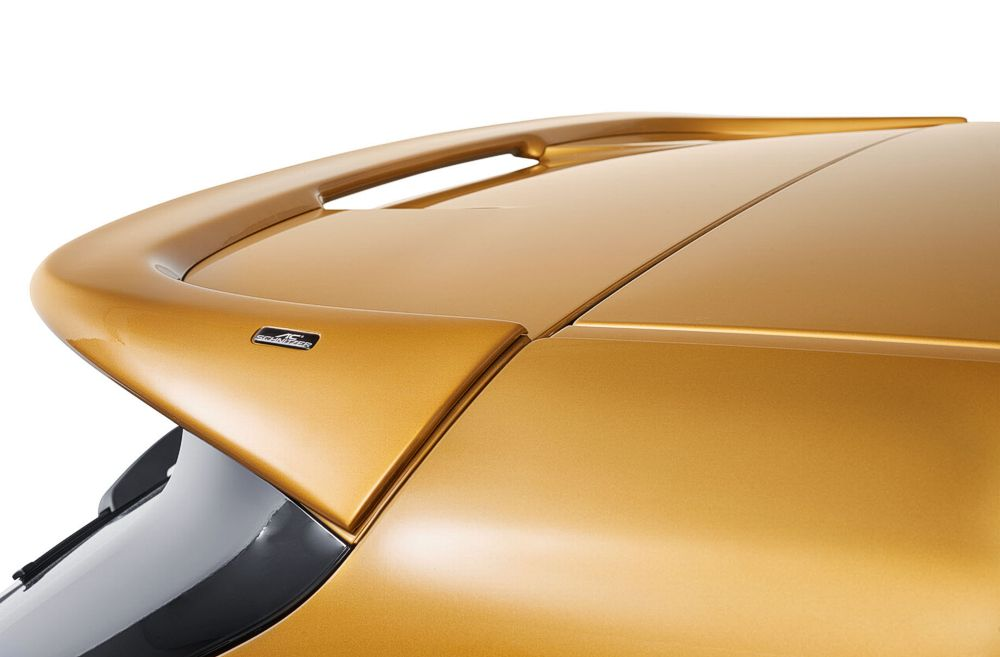 AC Schnitzer rear roof spoiler for the BMW X2 F39 Only for vehicles with M-Technik spoiler