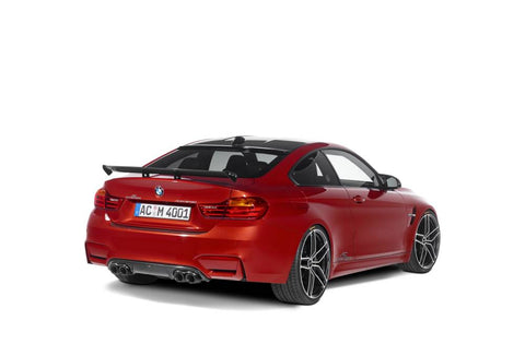 "AC Schnitzer ""Racing"" Carbon Fiber rear Wing for the BMW M3/M4 F80/F82"
