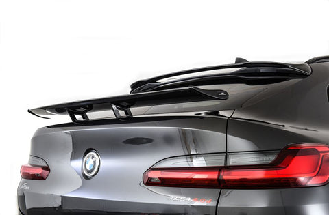 "AC Schnitzer Carbon ""Racing"" rear Wing for the BMW X4 G02"