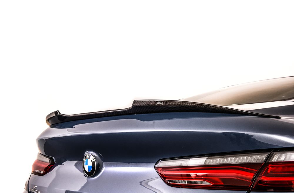 AC Schnitzer Carbon Fiber rear Spoiler for the BMW 8 Series G15 Coupe