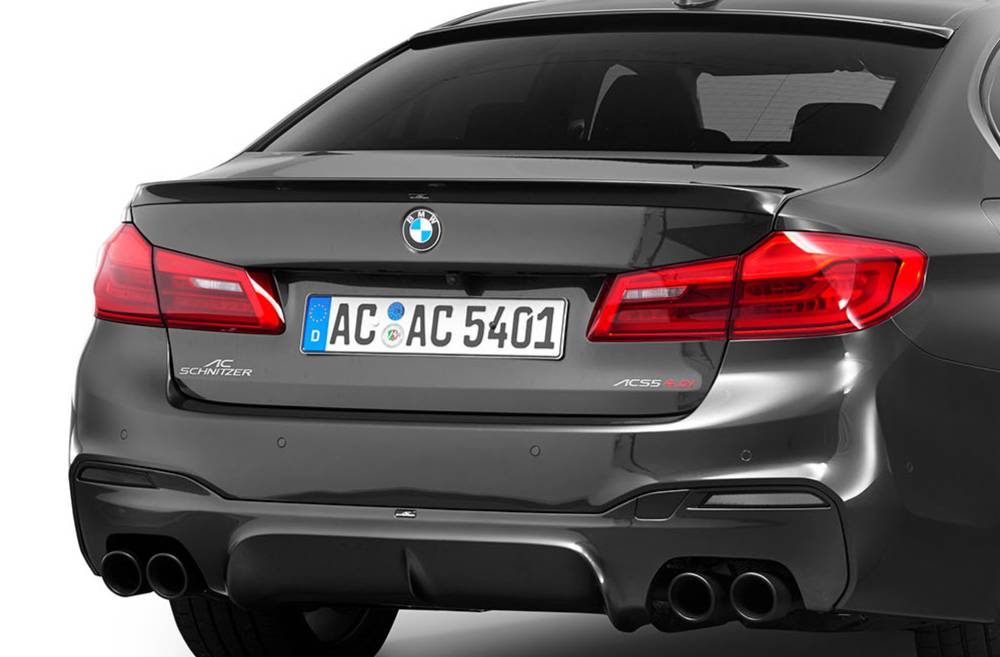 AC Schnitzer Rear Spoiler for the BMW M5 F90