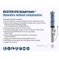 Bilstein B16 (IRC) Front and Rear Performance Suspension System