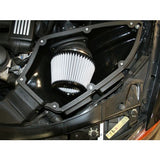 aFe POWER Magnum FORCE Stage-2 Si Cold Air Intake System - Carbon Fiber Look Trim w/Pro DRY S Filter Media BMW 3-Series (E9X) 06-13 L6-3.0L (Non Turbo) N52/N53