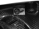 aFe POWER Magnum FORCE Intake System Dynamic Air Scoops BMW M5 (F10) 12-17 V8-4.4L (tt) S63