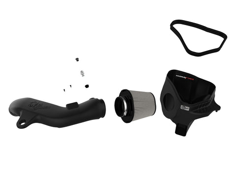 aFe Power  Magnum FORCE Stage-2 Cold Air Intake System w/Pro DRY S Filter 12-15 BMW 335i (F30) L6-3.0L (t) N55