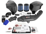 aFe POWER Momentum GT Pro 5R Cold Air Intake System 15-17 BMW M3/M4 S55 (tt)