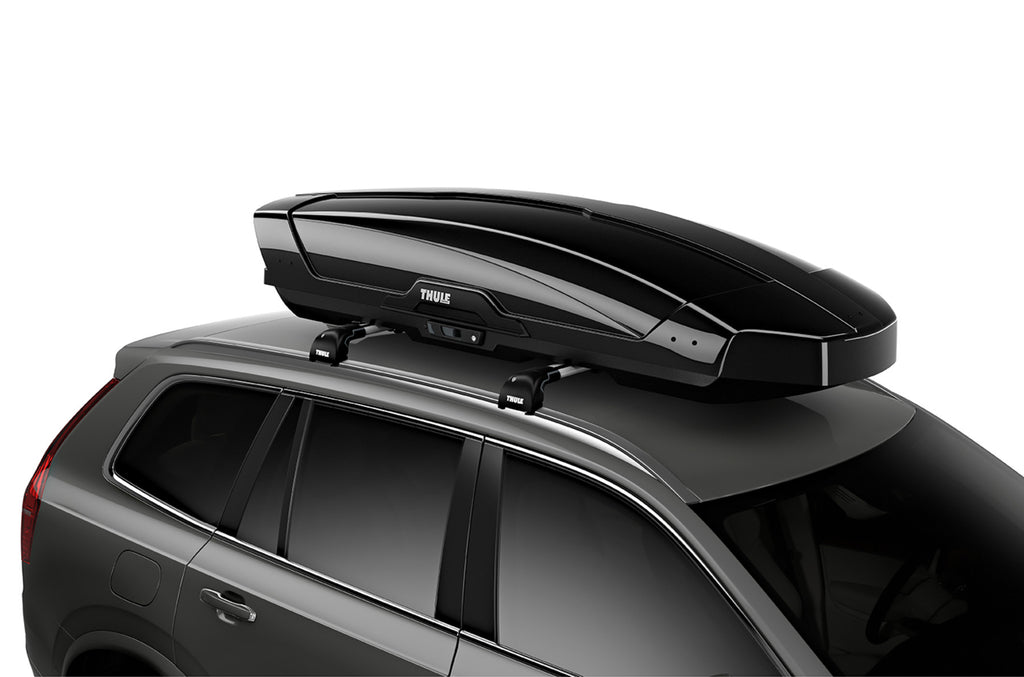 Thule Motion XT XL Roof-Mounted Cargo Box - Black