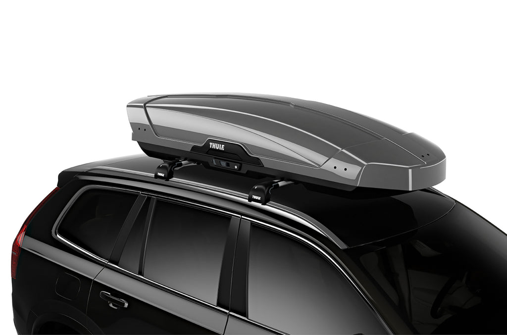 Thule Motion XT XL Roof-Mounted Cargo Box - Titan Gray