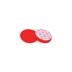 Griots Garage Red Foam Waxing Pad 6.5in - Set of 2