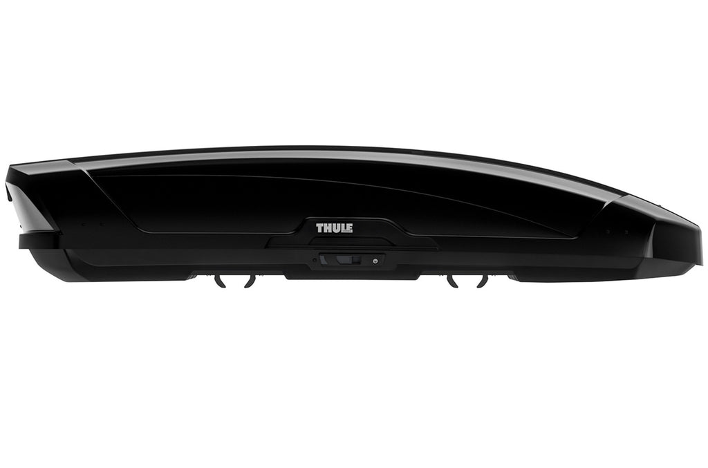 Thule Motion XT XXL Roof-Mounted Cargo Box - Black