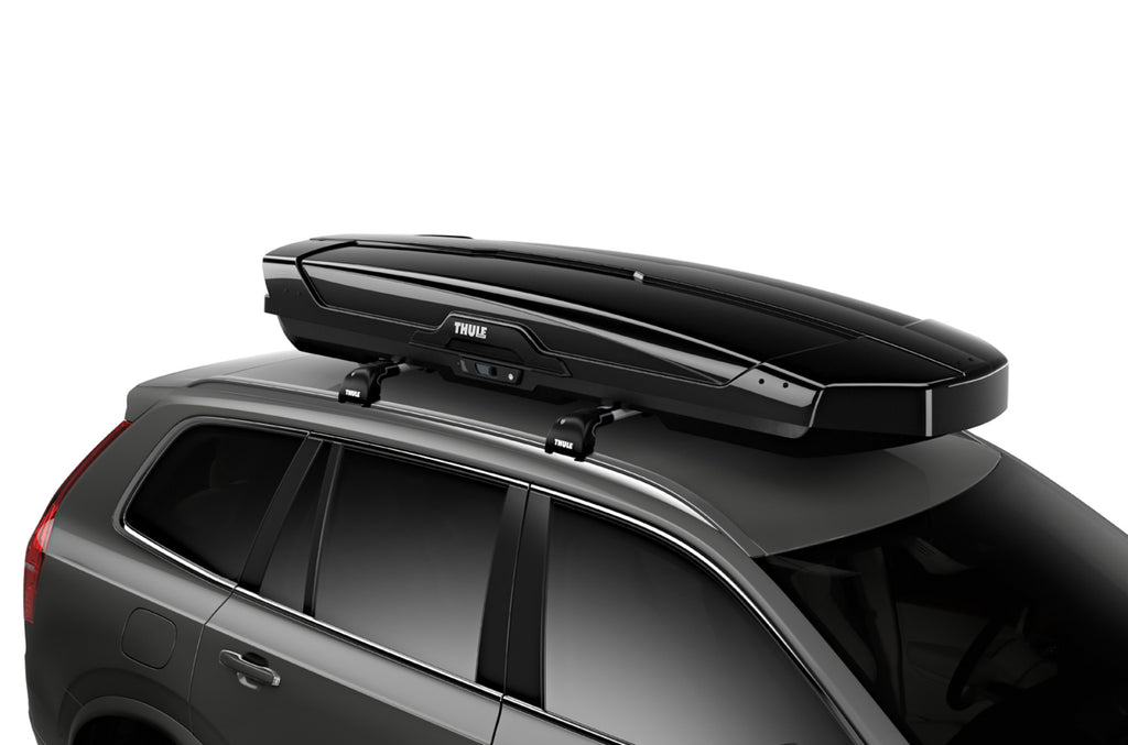 Thule Motion XT Alpine Roof-Mounted Cargo Box - Black