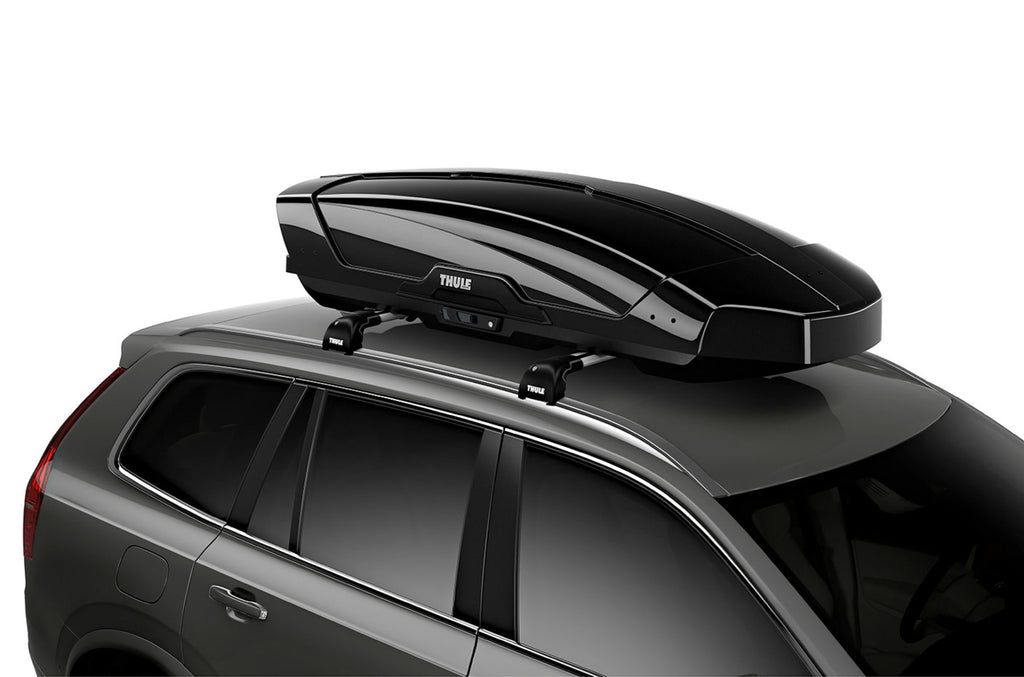 Thule Motion XT L Roof-Mounted Cargo Box - Black