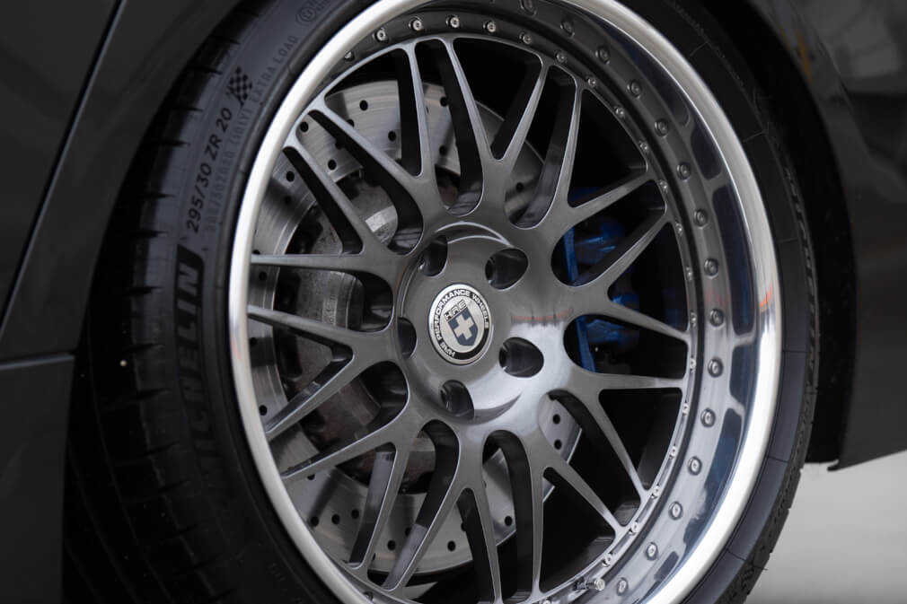 HRE 540R - 540 Series Starting at $1,200 USD per wheel