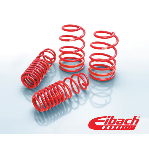Eibach Sportline Kit (Set of 4 Springs)  for 2017+ Audi A4 / A5 Quattro / S5 (B9)