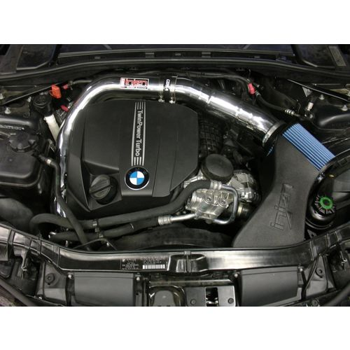 INJEN SP SHORT RAM COLD AIR INTAKE SYSTEM (WRINKLE BLACK) - SP1126WB