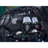 aFe POWER Magnum FORCE Stage-2 Cold Air Intake System w/Pro DRY S Filter Media BMW 335i (E90/92/93) 07-10 L6-3.0L (tt) N54