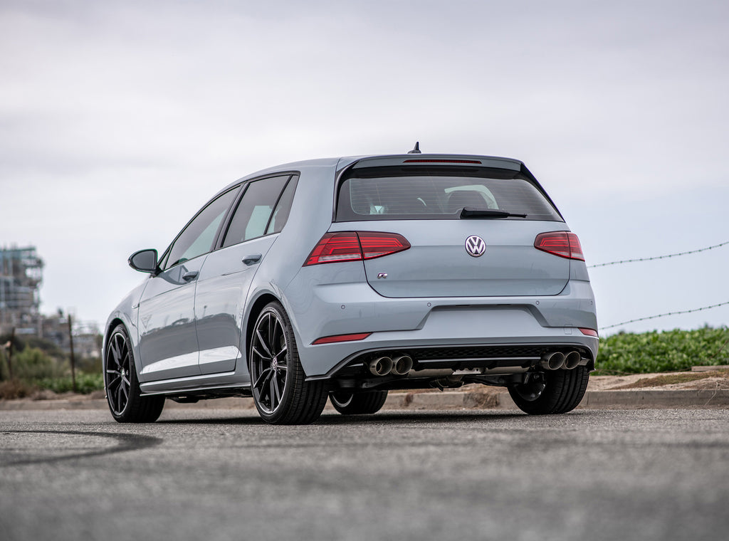 Borla Volkswagen Golf R MK7.5 Resonated Mid-Pipe