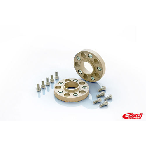 Eibach Pro-Spacer Kit (25mm Pair) / Bolt Pattern 4x100 / Hub Center 57.1 for Volkswagen and BMW