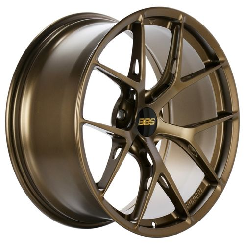 BBS FI-R 138 19x10.5 5x120 ET35 CB72.5 Satin Bronze Wheel