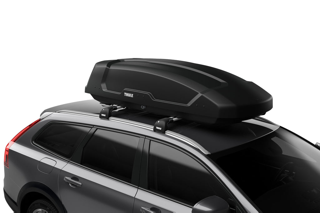 Thule Force XT L Roof-Mounted Cargo Box - Black
