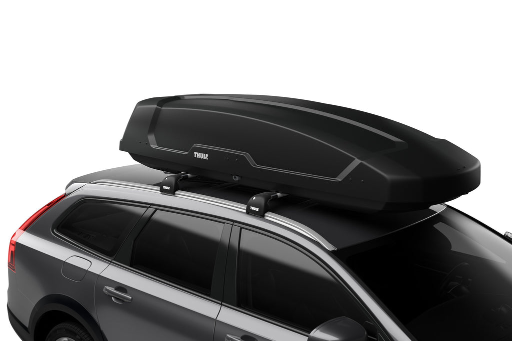 Thule Force XT XXL Roof-Mounted Cargo Box - Black