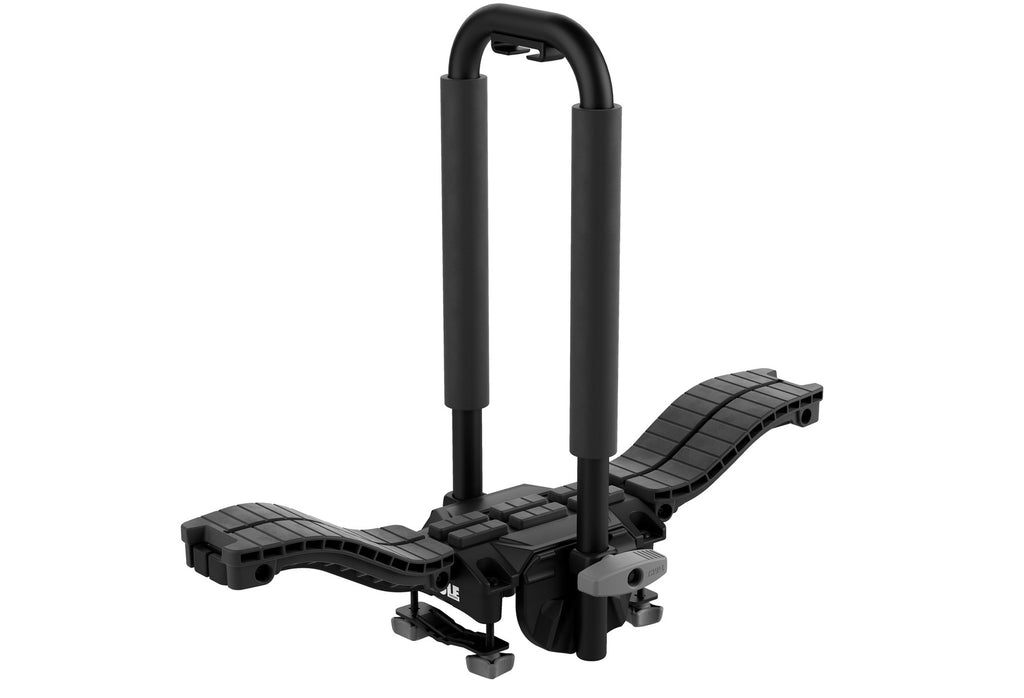 Thule Compass 4-in-1 Water Sport Roof Top Carrier (w/Integrated StrapCatch) - Black
